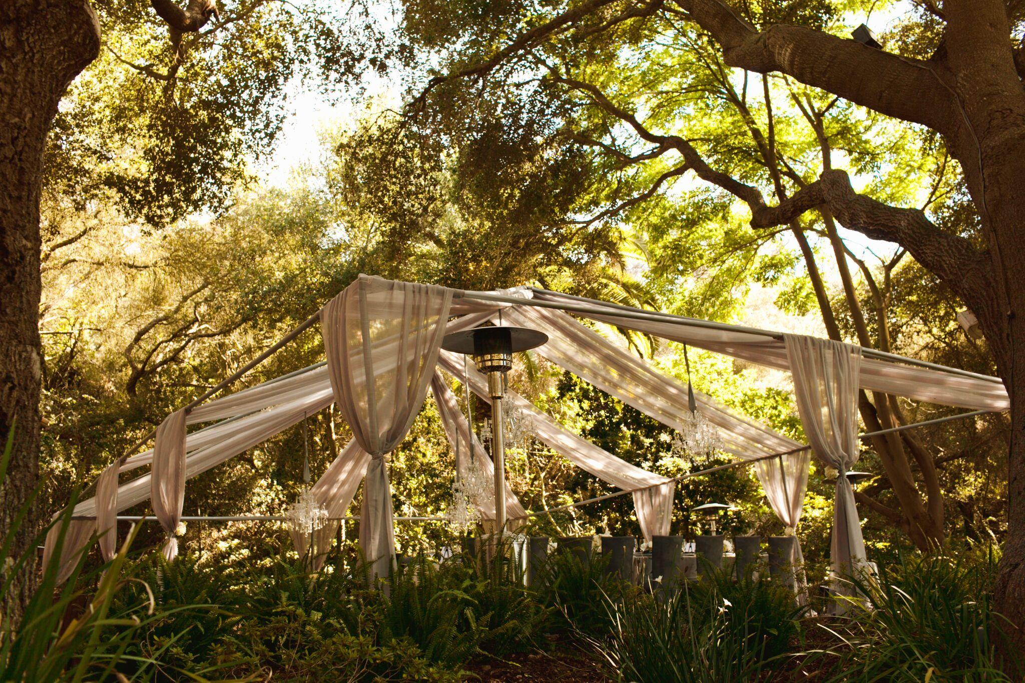 Amongst The Trees Golden Door Spa In San Diego San Marcos Ca Weddings Wedding Venue Golden Door Spa Outdoor Garden Arch