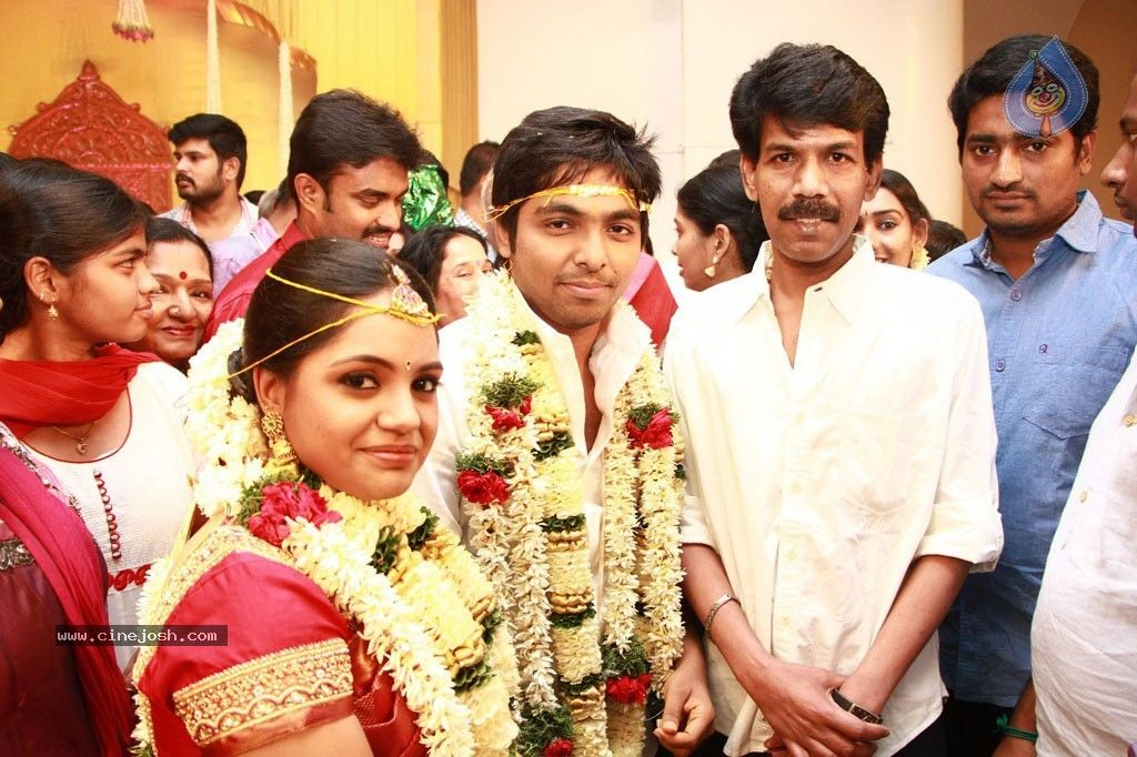 Rewind Of The Fav Celebs Wedding On Your Mind GV Prakash Saindhavi CelebrityWedding