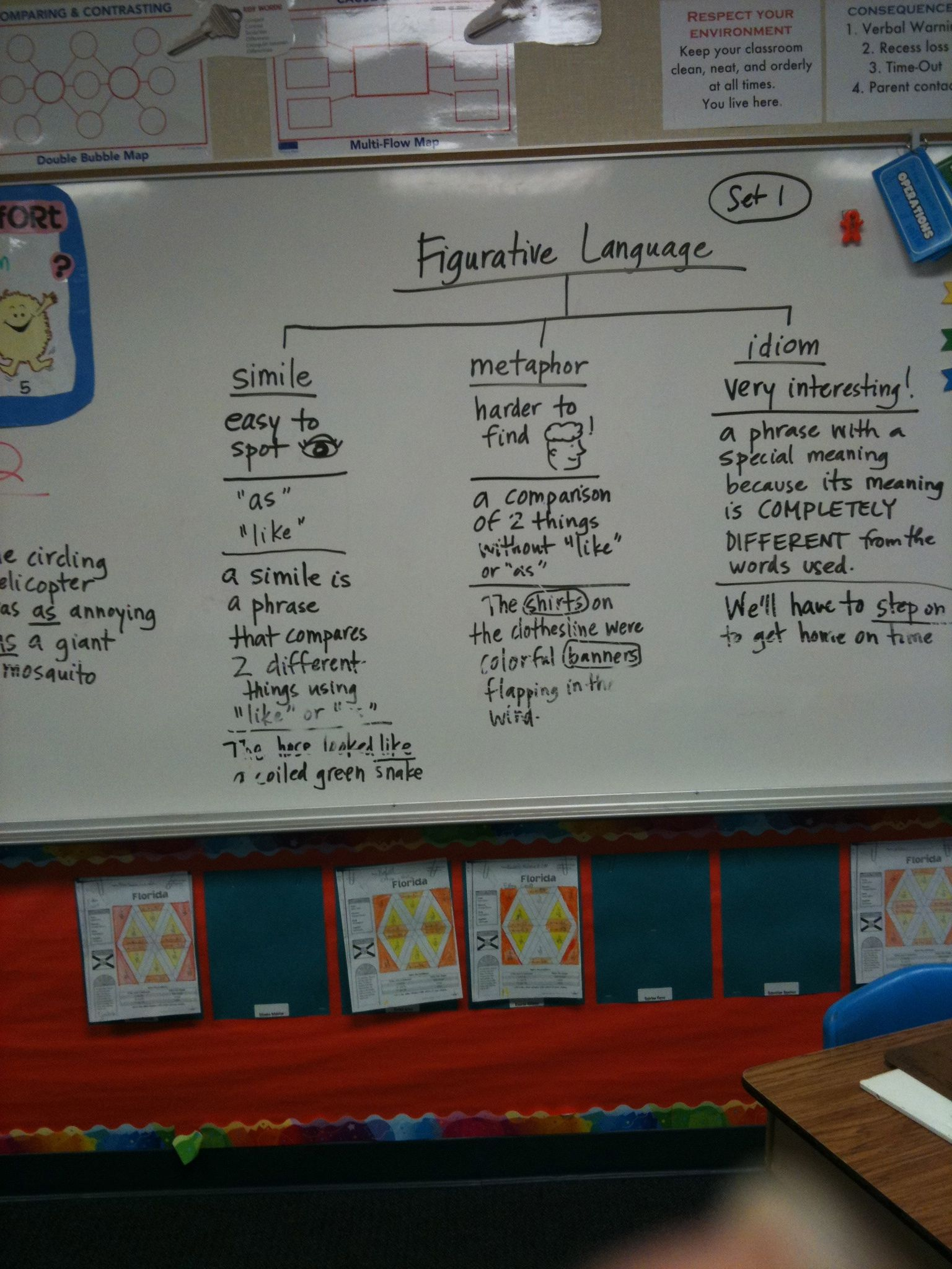 More Thinking Maps For Explaining Concepts