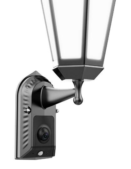 Digoo DG-ULC Gardening Floodlight Camera WIFI H.265 HD 1080P 2.4mm 120°Wide Angle Lens PIR Sensor #wideangle