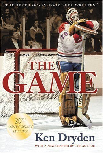 Ken Dryden  - The Game
