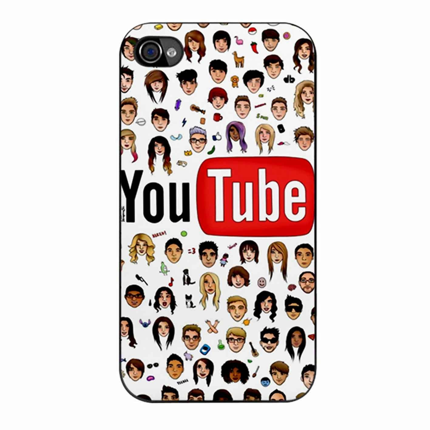 meet d65b6 a9ed5 Youtubers iPhone 4/4s Case | Youtube | Cute phone cases, Cool iphone ...