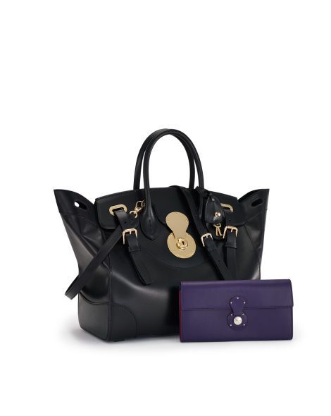 Ralph Lauren The Ricky Bag With Light - Ralph Lauren Handbags - Ralph Lauren  UK.........OmG its  o b56b9d0a2db84
