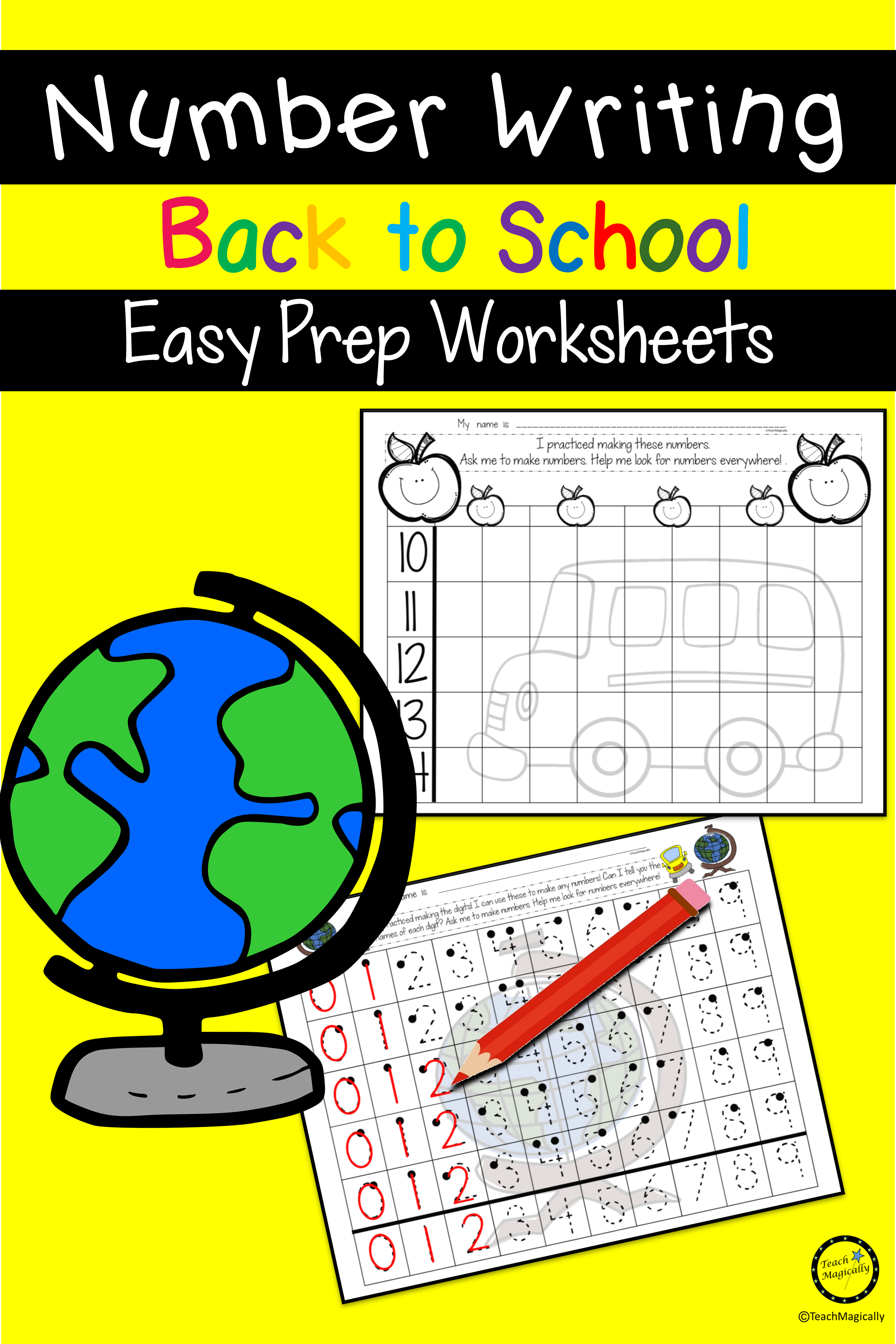 Back To School Math Number Writing Practice 1 20 Worksheets Number Writing Practice Writing Practice Writing Numbers [ 3600 x 2400 Pixel ]