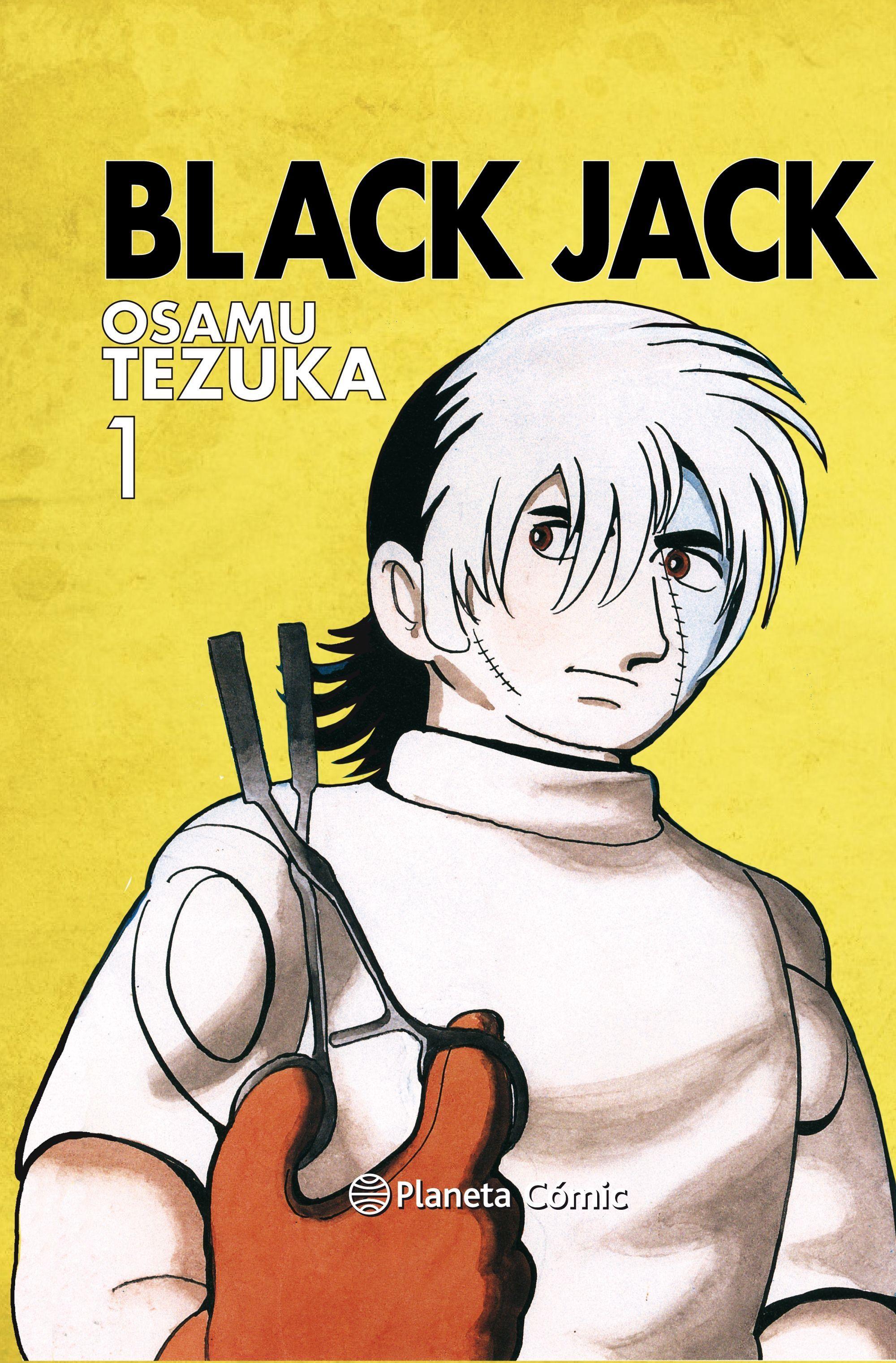 Black Jack nº 01/08 Osamu Tezuka Número de páginas 632