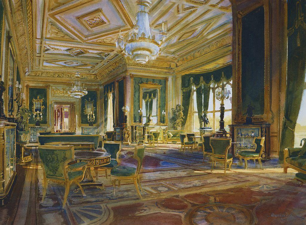 Windsor castle restoration