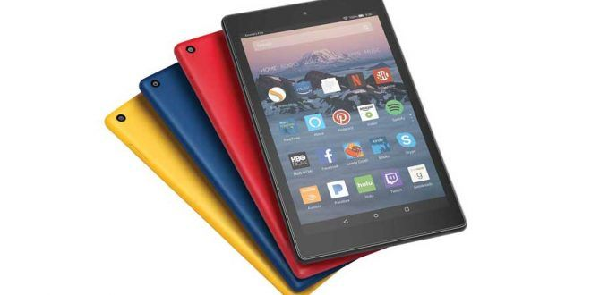 Amazon Upgrades Fire 7 Tablet And Adds Fire Hd 8 Kids Edition