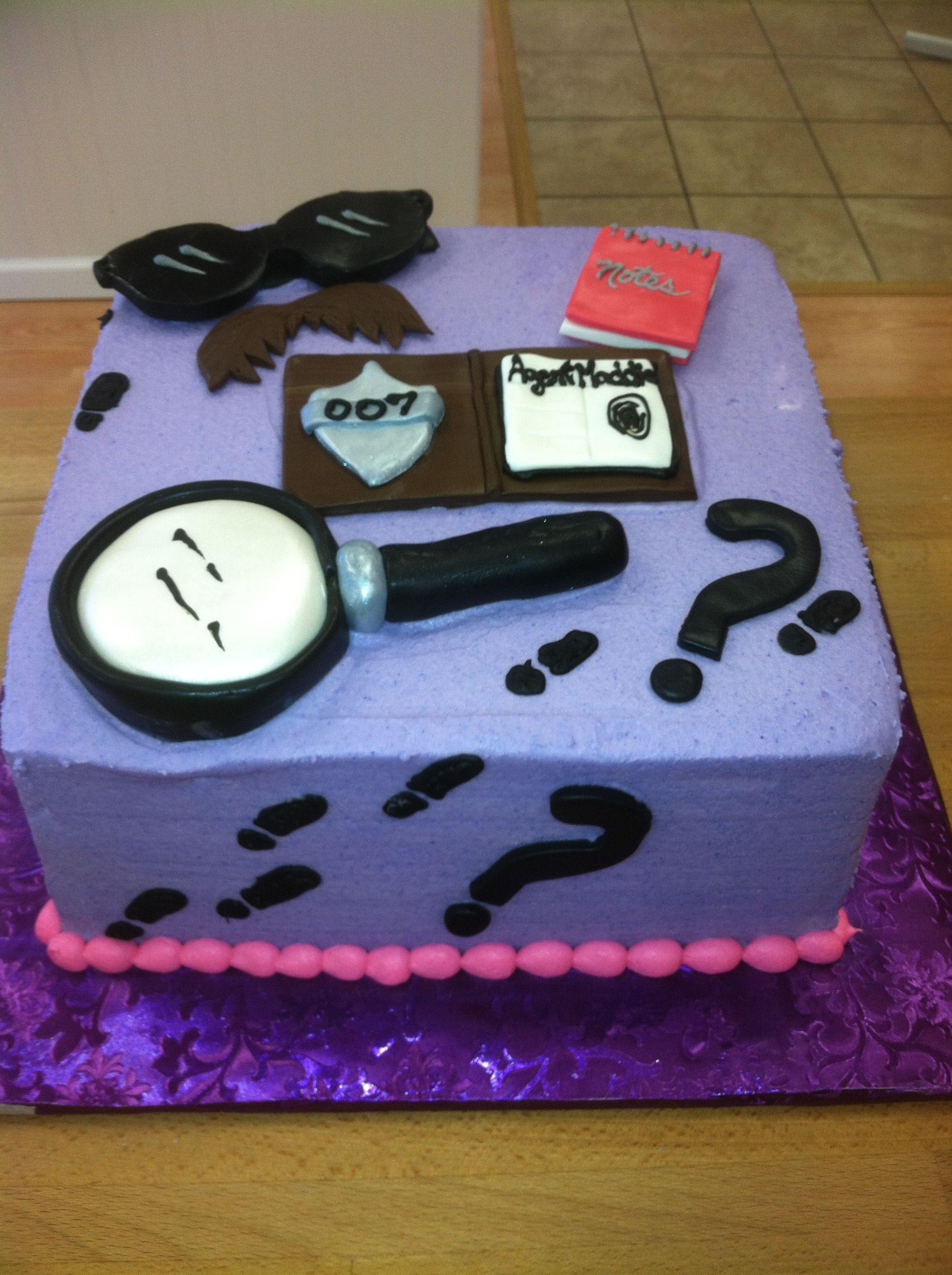 Mystery Birthday Cake Birthday Mania In 2019 Cool