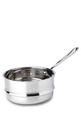 All-Clad  3-Qt. Steamer Insert - Gray - One Size