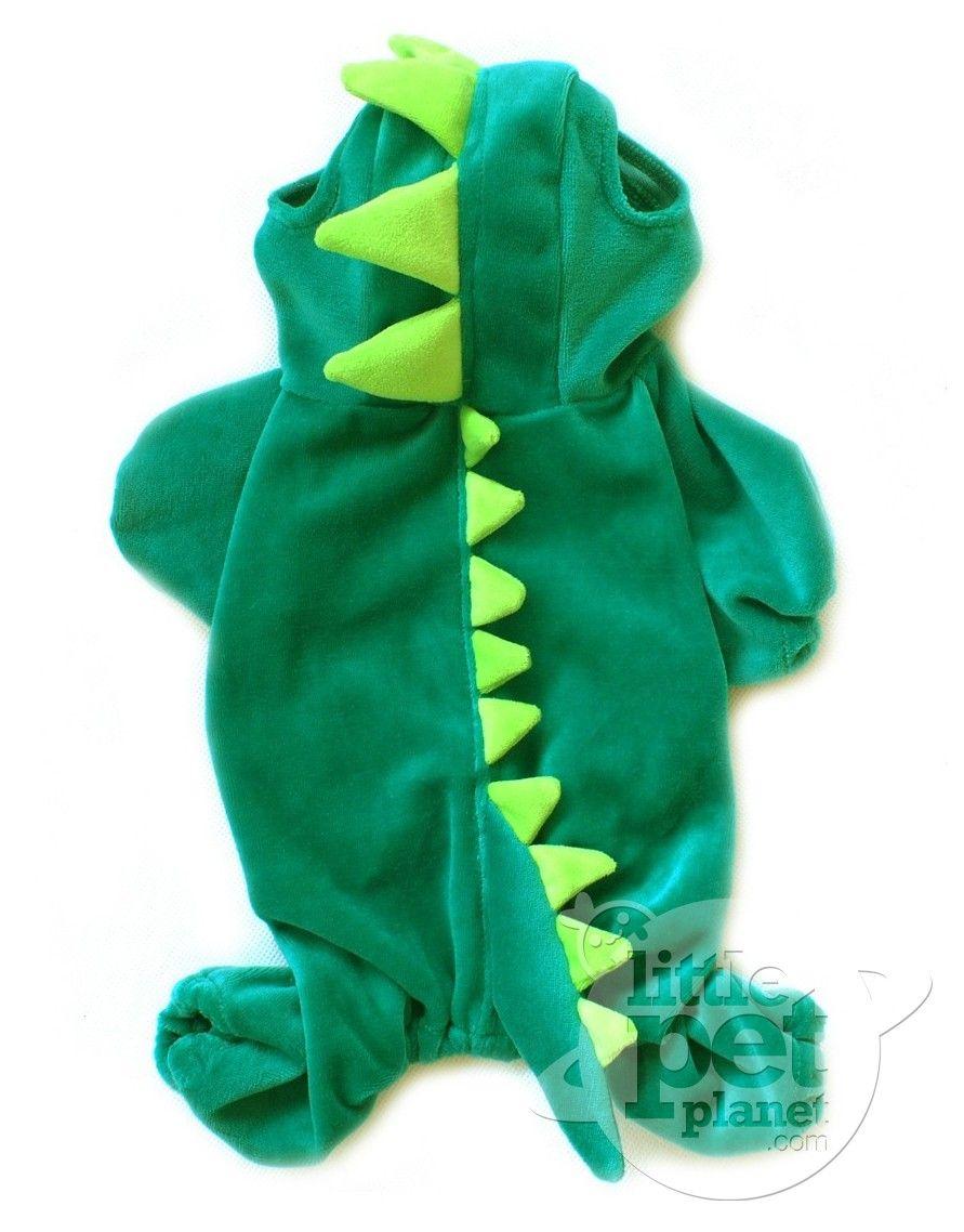 Dinosaur Dog Costume Pet Halloween Costumes Dog Halloween
