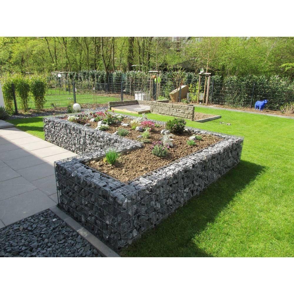 Hochbeet Auf Mass Mw 5x10cm Garten Ideen Gestaltung Vorgarten Garten Hochbeet Hochbeet