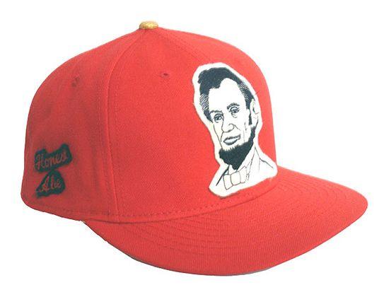 ATTICA JAILHOUSE「16th」Custom Fitted Baseball Cap
