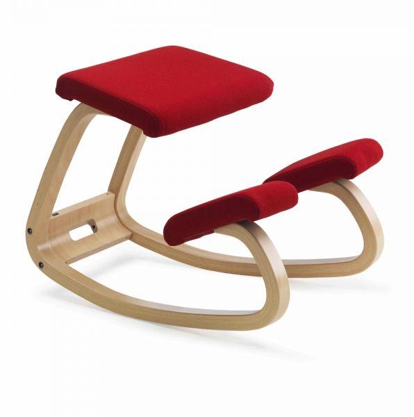 Active Sitting, sedia ergonomica Variable Variér - Homidoo