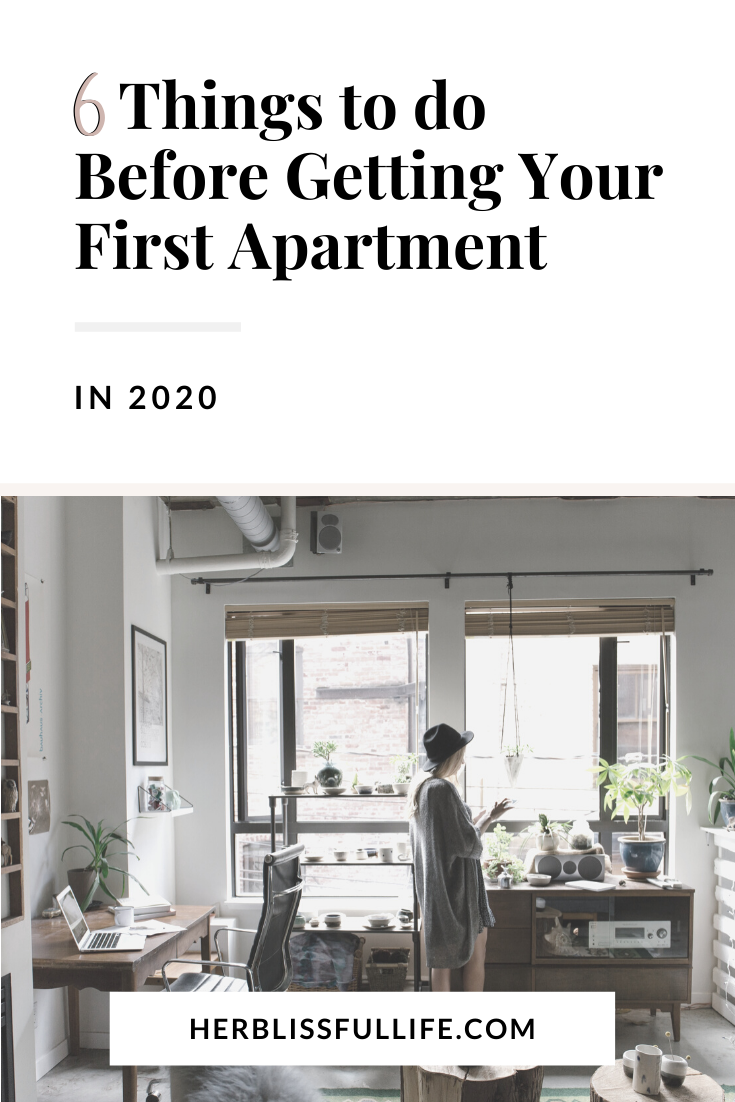 These First Apartment Tips Will Help You Prepare To Move Out On