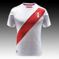 2018 Peru World Cup Home Jersey  f61beba96