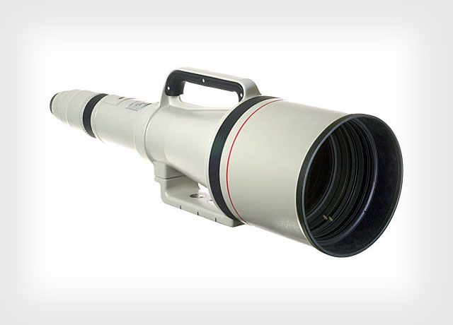 B H Is Selling A Used Canon 1200mm F 5 6l Lens For Just 180 000 Canon Lens Photography Lenses History Of Photography