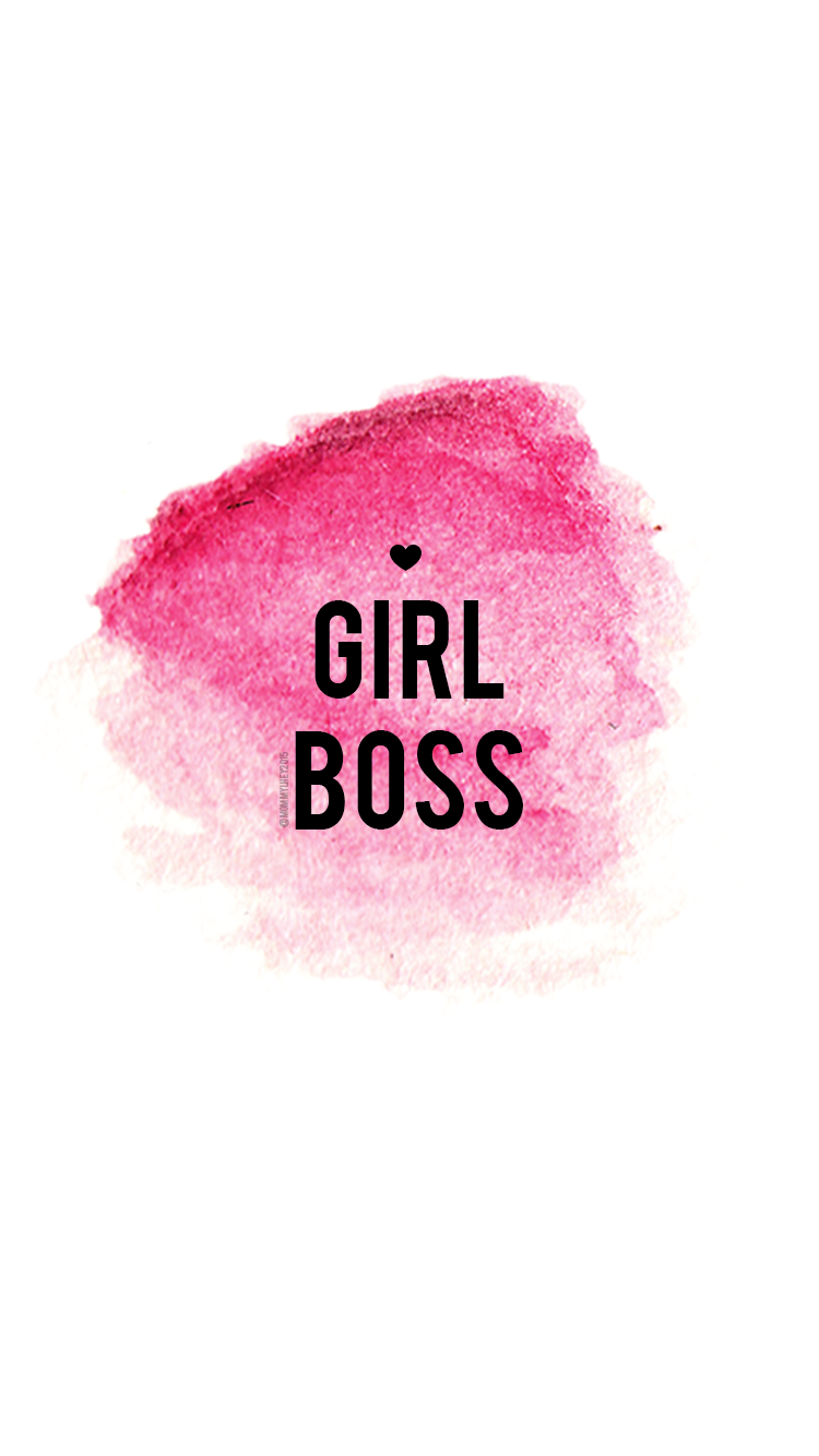 Mommy Lhey Girl Boss Free Wallpaper Boss Wallpaper Girl