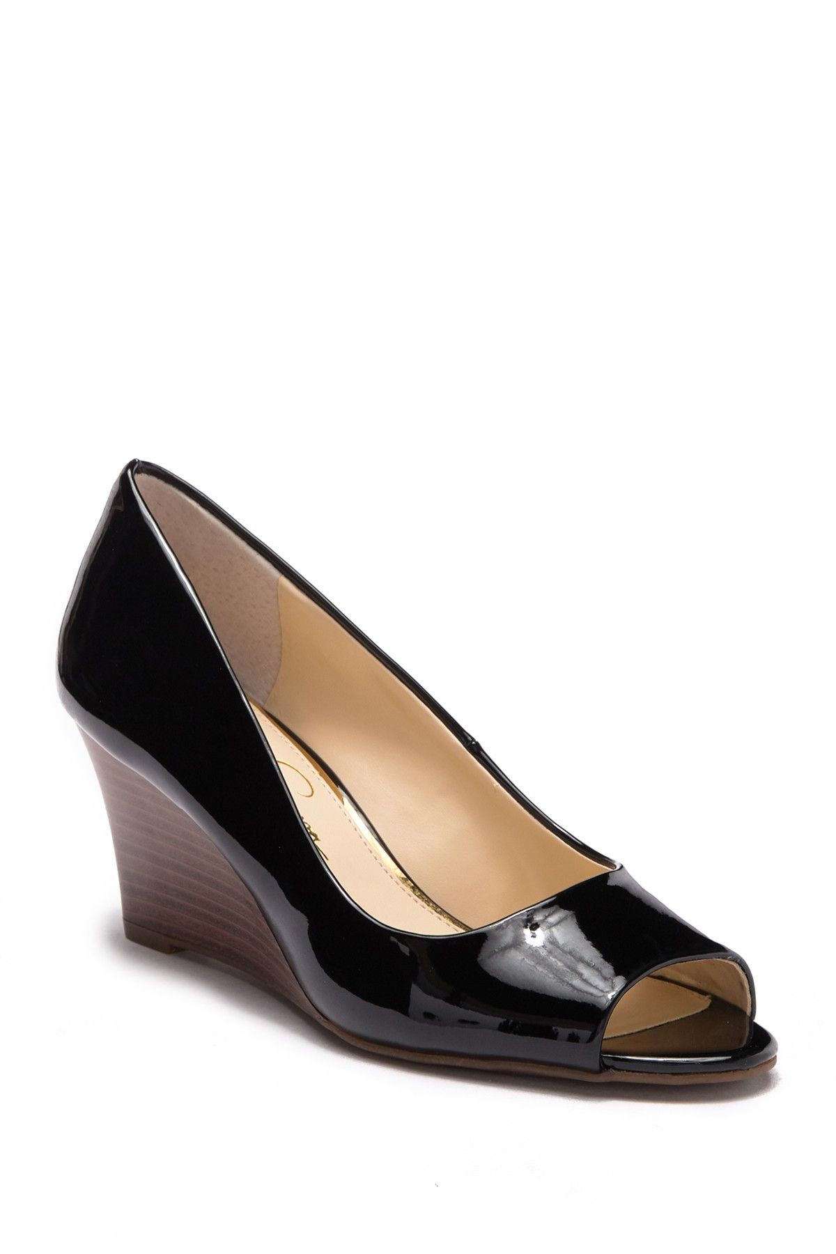 faa9546be Jessica SimpsonSiennly Wedge Pump