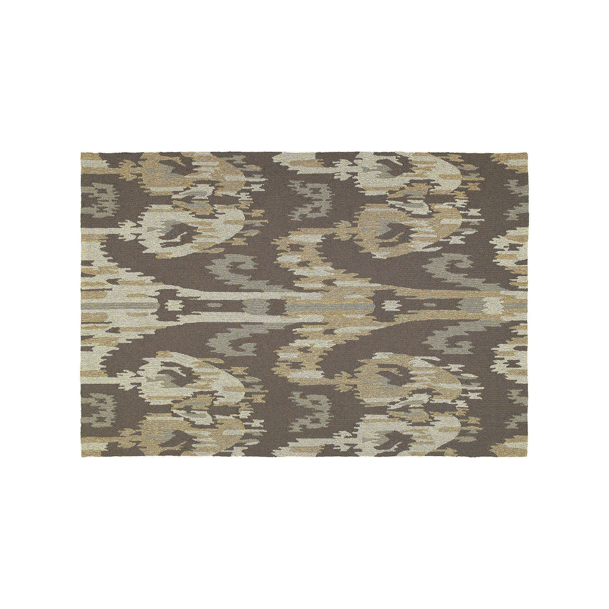 Kaleen Habitat Baja Ikat Indoor Outdoor Rug Grey Charcoal Durable Outdoorrugs Outdoor Rugs Outdoor Carpet Colorful Rugs