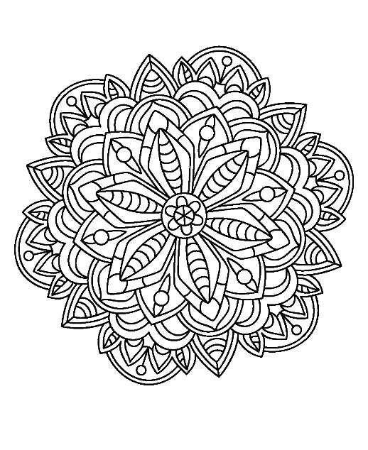 Pin On Mandala
