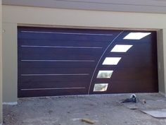 Contemporary Garage Doors Google Search Diseños Portones - Porte garage 3m