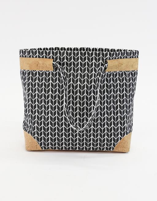 Designer Shopper Mit Kork Oder Aus Anderen Materialien Nähen
