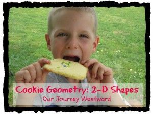 Cookie Geometry 2-D Shapes