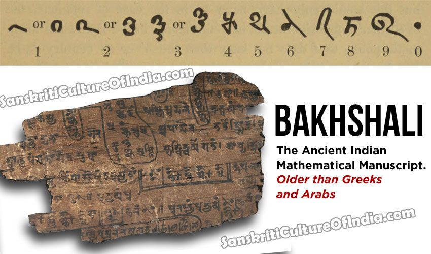 Photo of Bakhshali: The Ancient Indian Mathematical Manuscript