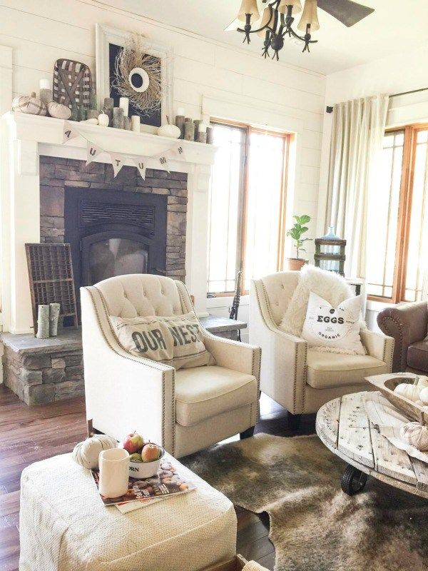Tour this rural farmhouse filled with affordable