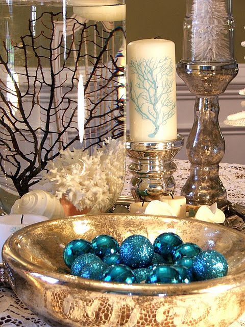 christmas theme table decorations nautical theme christmas table decor shows holiday decor doesnt