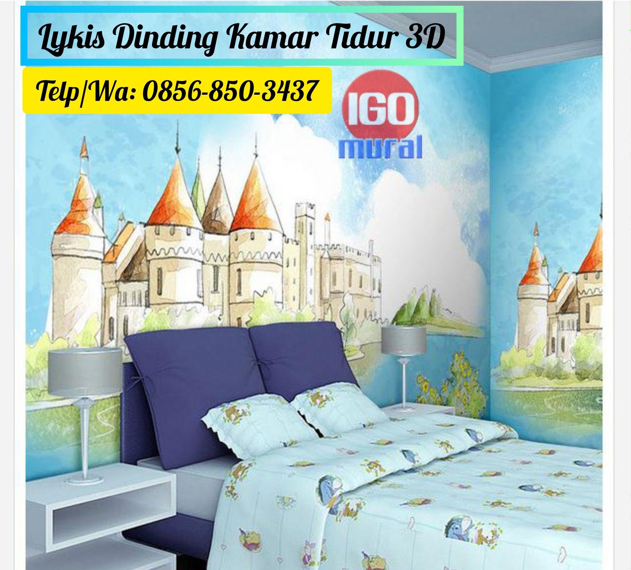 Jasa Lukis Dinding Jakarta WA 0856 850 3437