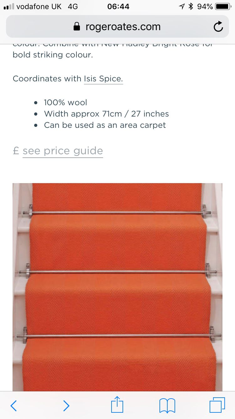 Best Pin By Amy Winpenny On Stair Case Area Carpet Price 400 x 300