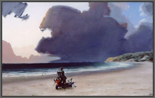 P.A. Bech  2007  The Beach