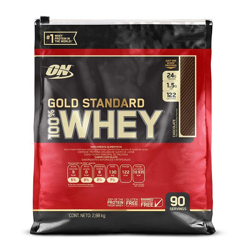 Gold Standard Whey Chocolate 2 7kg Gold Standard Whey Whey Protein Gold Standard Suplementos Alimenticios