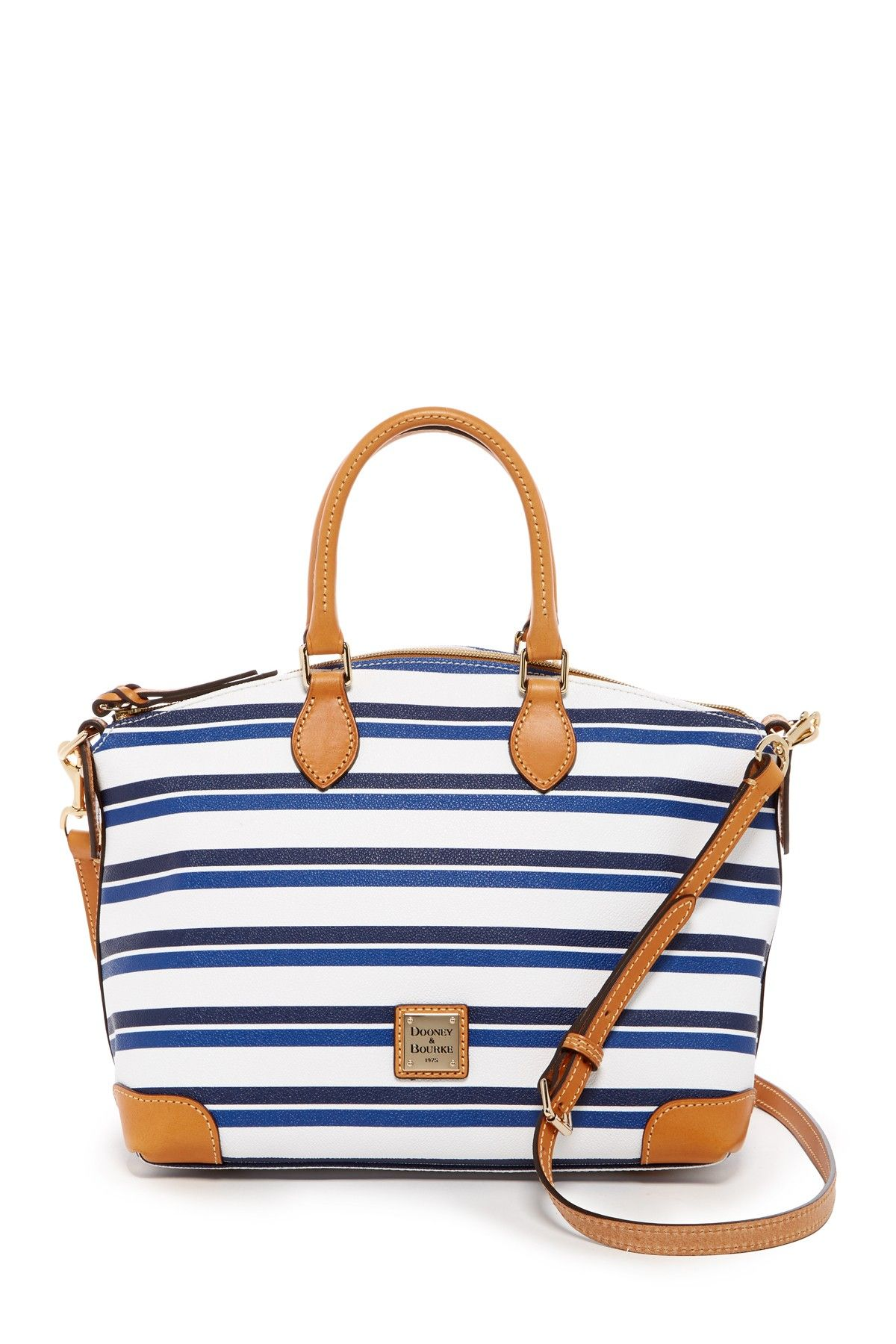 Blue Striped Purse Nordstrom Rack Dooney Bourke Affiliate Pin