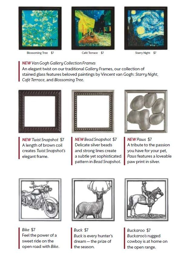 Scentsy Gallery Frames - Available Sept 2013 | Things I Like ...