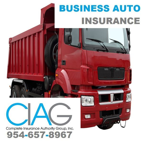 (954) 657-8967 Commercial Auto Insurance in Lauderdale-by ...