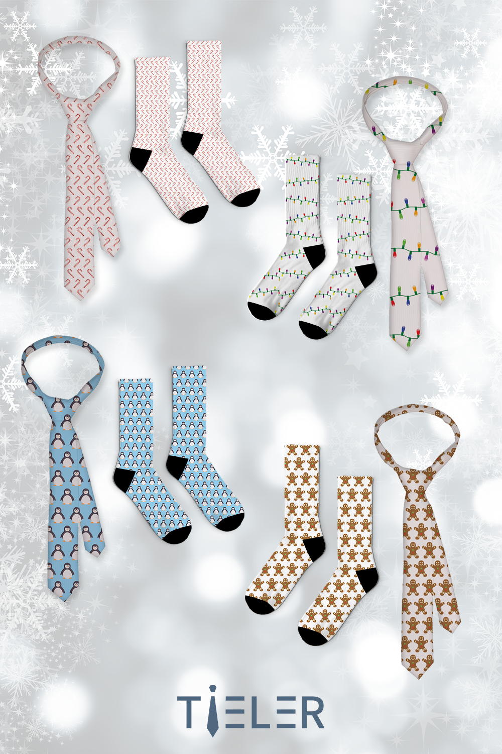 Check out all our fun Christmas ties and accessories on ...