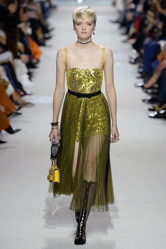0f52b2c45112 See the complete Christian Dior Spring 2018 Ready-to-Wear collection.