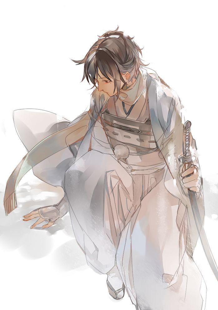 yamato no kami yasusada 1854326 アニメのキャラクターデザイン イラスト 絵