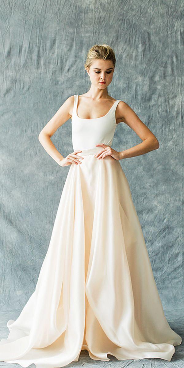30 Casual Wedding Dresses For Smart Lady | Casual wedding, Wedding ...