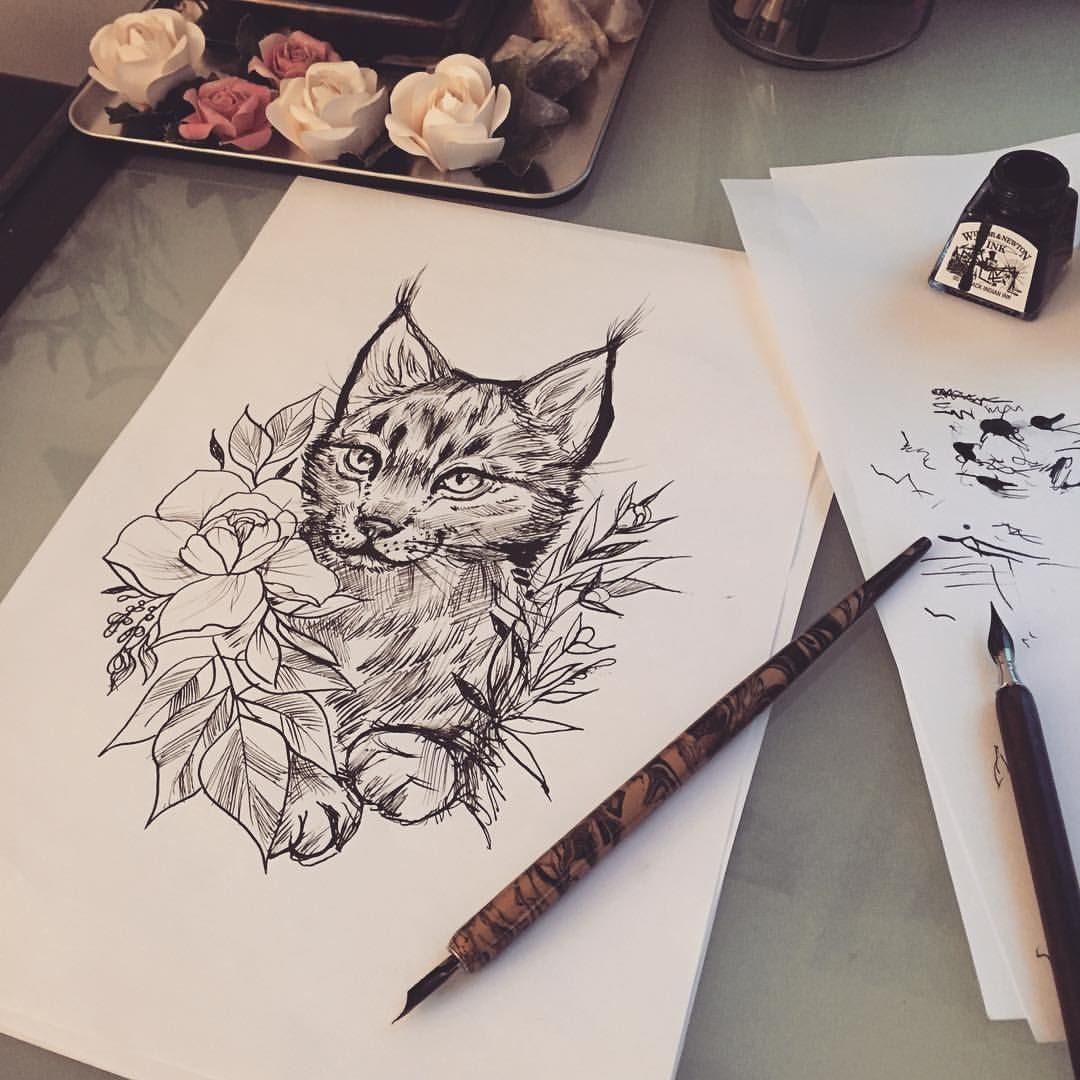 how to make tattoo ink out of pen ink