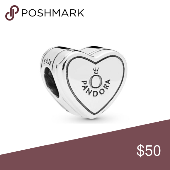Pandora Our Promise Charm This Is