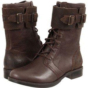 Womens Boots UGG Maaverik Lodge Leather