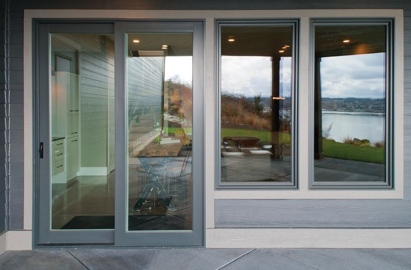 Exterior Sliding Door Options