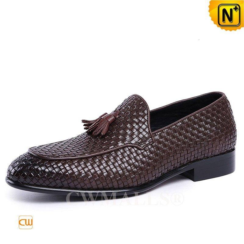 Bridal Shoes Ottawa: CWMALLS® Canberra Leather Tassel