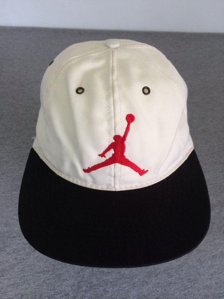 NIKE Snap Back Hat AIR JORDAN Wool Blend USA Made Adjustable  Nike   BaseballCap 3b9dc297b5a3