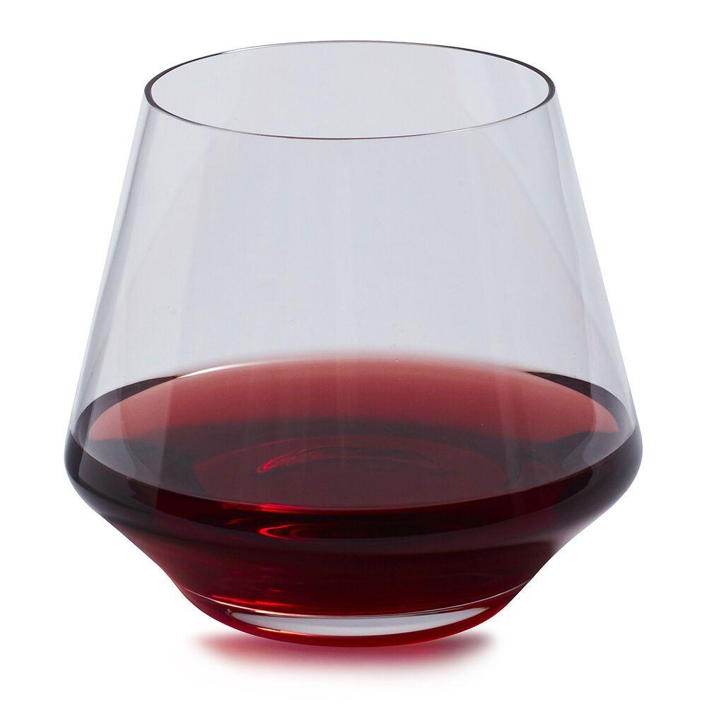 Schott Zwiesel Pure Stemless Red Wine Glasses Sur La Table In 2020 Wine Corker Wine Red Wine Glasses