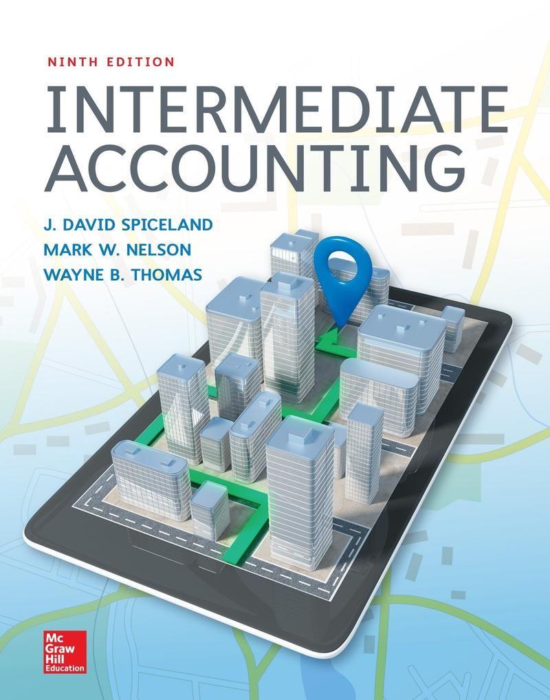 Intermediate Accounting 9th Ed Mark Nelson J David Spiceland Wayne B Thomas Pdf Ebook Accounting Books Spiceland Accounting