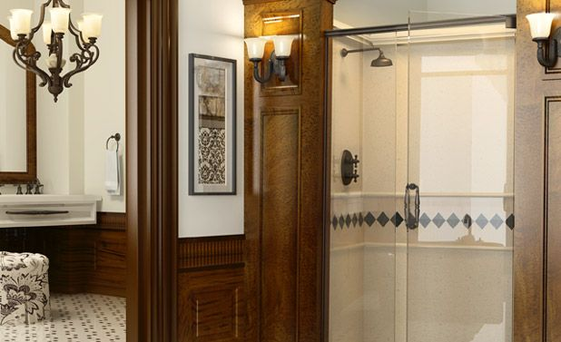 Our Tresor Shower Enclosure Offers Timeless Design And